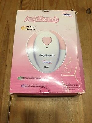 Jumper Angelsounds Fetal Heart Detector Doppler