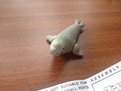 Yowie Collectible Toy Original Series 3 Elephant Seal With Papers