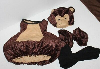 Monkey Costume-Size 18 Months