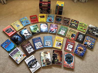 Huge Collection of Childrens Fiction Books & Box Sets