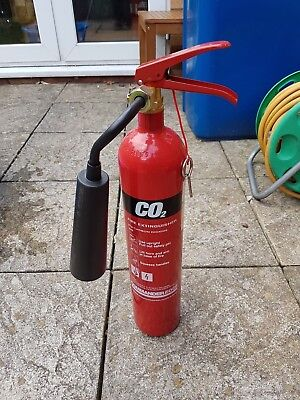 2 litre co2 carbon dioxide fire extinguisher