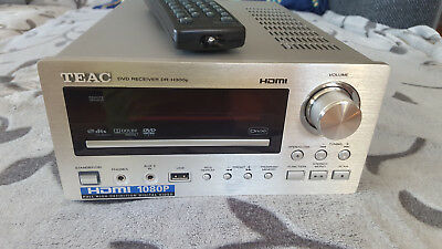 Teac DR-H300p Silver  in Super Zustand
