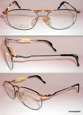 COLANI EYEGLASSES FRAME-COLANI MODEL 1601-1990s VINTAGE-UNWORN-TAGS ATTACHED
