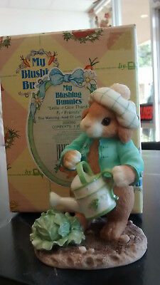"""My Blushing Bunnies """"Let Us Give Thanks For Friends"""""""