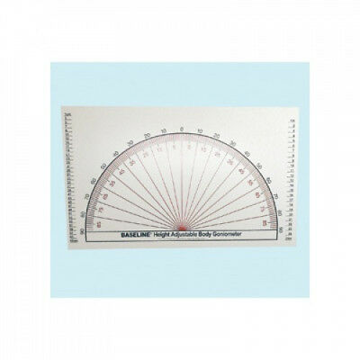 Baseline adjustable wall goniometer. Delivery is Free