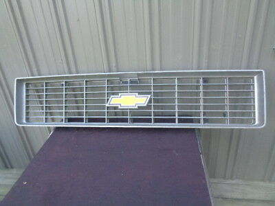 1973 1974 Chevy Truck Grille Grill OEM Original