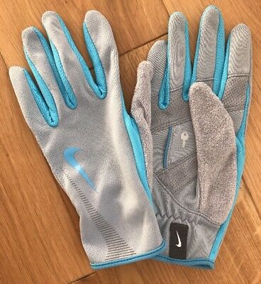 Nike Womens Dri-Fit Running Gloves -M