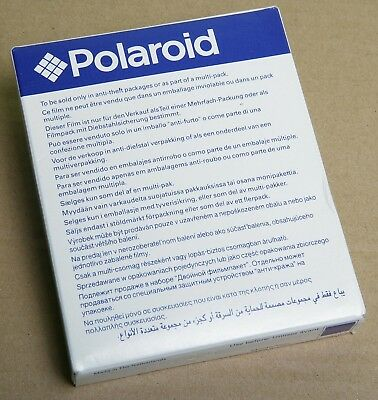 Outdated Unopened Polaroid 600 Film