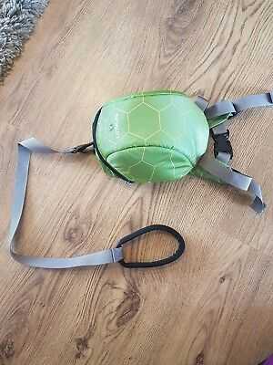 LittleLife backpack Tortoise with reins