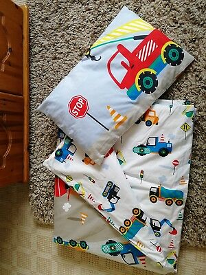 Toddler Bed Quilt Cover And Pillow Case