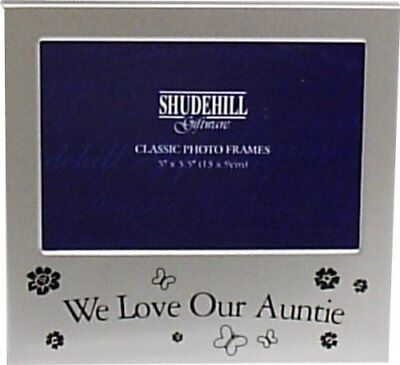 5 X 3 We Love Our Auntie Gift For Special Loved Ones Present 73592
