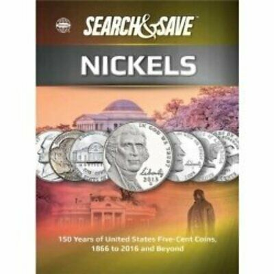 Whitman Search & Save: Nickels -- 150 Years of United States Five-Cent Coins, 18
