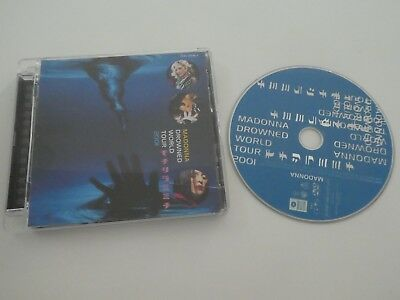 Madonna - DVD - Drowned World Tour 2001 - CD type case