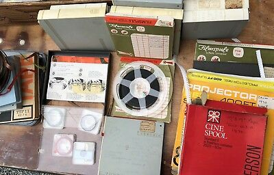 Vintage Films, Holidays, Cruises, Wedding, 1960-70s Job Lot