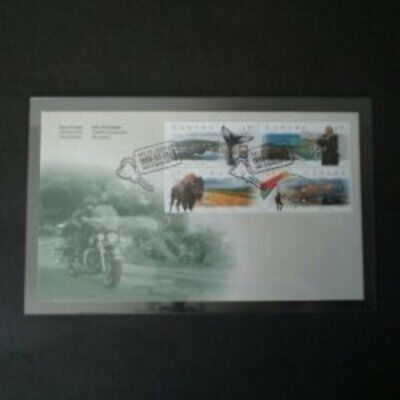 Supersafe Standard Weight Currency/Postcard Sleeves - European
