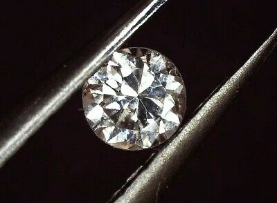 Diamante 2.1 mm talla brillante H/I VS1