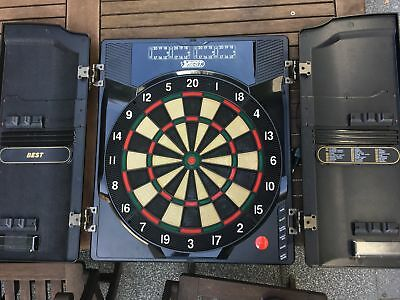 Best Sporting Elektronisches Dartboard, OXFORD 2.0, ohne Pfeile