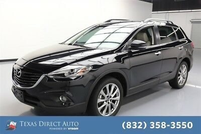 Mazda CX-9 Grand Touring Texas Direct Auto 2015 Grand Touring Used 3.7L V6 24V Automatic FWD SUV