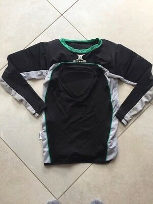 Gilbert Large Boy Rugby Body Armour