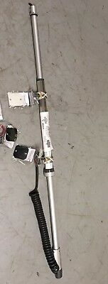 FRC Fire Research Twist Lock Side Mount Telescoping Pole For LED Scene Lights