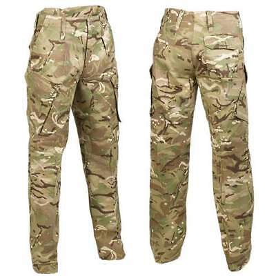 British Army Issue Camo Trousers Mtp Multicam Soldier95 Pcs Medium 84-88-104 New