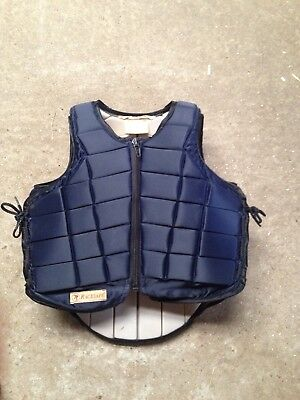 Racesafe RS2010 body protector child XL short back