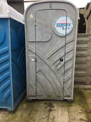 Portable Porta Toilet Loo For Builders And Site