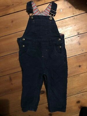 Boys Boden Dungaress 12-18