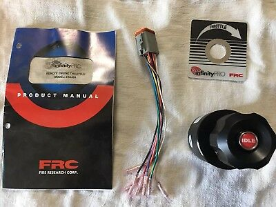 FRC Fire Research Throttle Control Infinity Pro