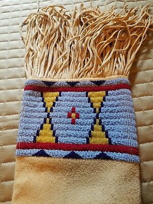 Northern Plains Beaded Rifle Case - Rendezvous