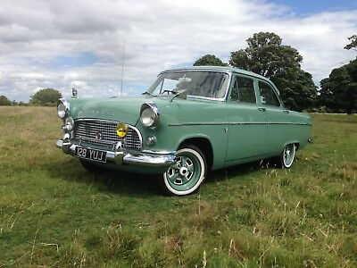 Ford Consul Delux Mk 2 1960 Beautiful car Zodiac Rock n Roll car