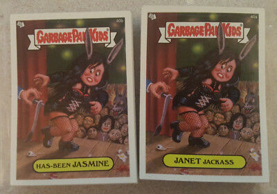 Garbage Pail Kids Ans3 Complete 80-Card Set 2004 All-New Series 3