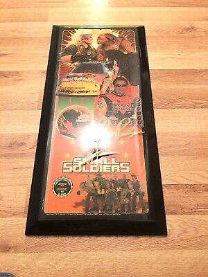 JEBCO CLOCK Limited Edition Small Soldiers Drag Racing Interstate Batteries  1st