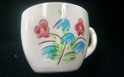 Stangl Pottery Kiddieware Child's Cup - Mary Quite Contrary #3951
