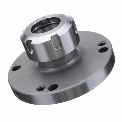 New ER-32 Collet Chuck 100MM DIA Compact Lathe Tight Tolerance For Milling