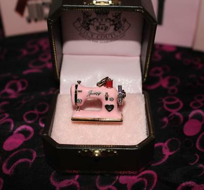 JUICY COUTURE CHARM 4040 PicClick Inspiration Juicy Couture Sewing Machine Charm