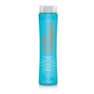 Pure Brazilian Daily Anti-Frizz Serum 400ml