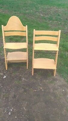 Stokke Tripp Trapp chairs