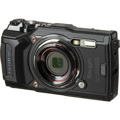 Olympus TG-5 Waterproof Digital Camera - Black