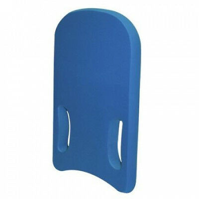(2 Holes, Blue) - CanDo 20-4111B Deluxe Kickboard With 2 Hand Holes-Blue