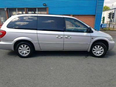 Chrysler Grand Voyager Stow And Go NO RESERVE