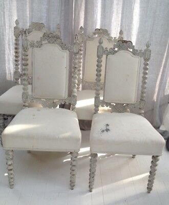 Beautiful French dining chairs