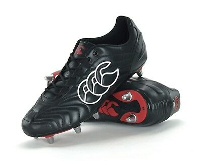 Canterbury Stampede Club 8-Stud - E22201-989 Mens Rugby Boots - Size Uk 13 - New