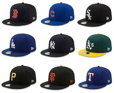 New Era 59Fifty Fitted Cap. Authentic Mlb On Field Cap. Many Teams