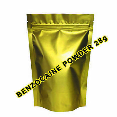 BENZOCAINE POWDER 28g ORAL TOOTHACHE PAIN RELIEF FAST & FREE DELIVERY !!!