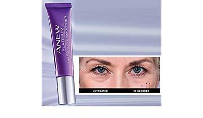 New Avon Anew Platinum Instant Eye Smoother Lifts Bags Smoothes Wrinkles