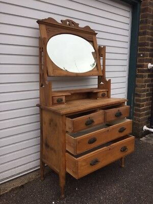 Beautiful Antique Dressing Table | Refurb Project