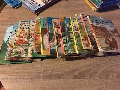 well loved tales ladybird  x 14 princess pea woman and pig frog elves turnip