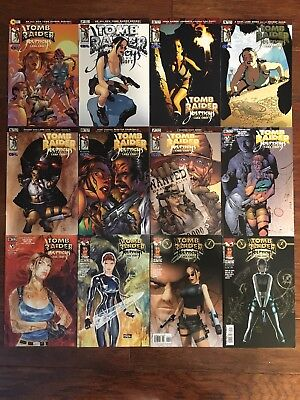 Tomb Raider Journeys Comic Complete Collection