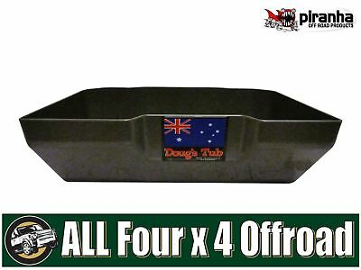 Piranha Glove Box Insert suitable for Landcruiser 75 Series DGT Dougs Tub